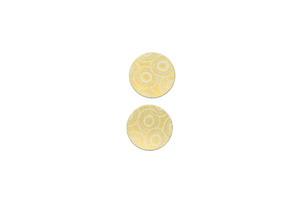 "Lillypilly - Gold Anemone - 1"" Disc (PKG 2)"
