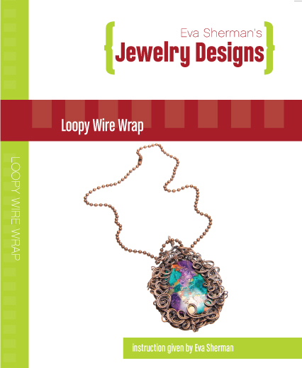 Loopy Wire Wrap Freeform Pendant DVD and Supply Kit