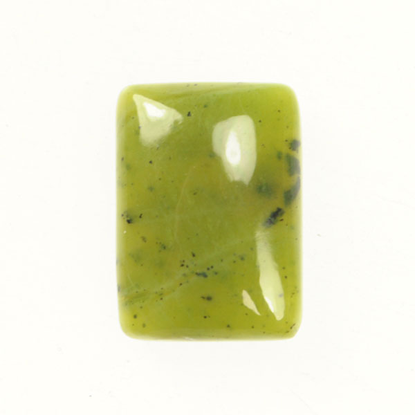 Jade 13x18mm Rectangle Cabochon