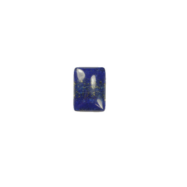 Lapis 6x8mm Rectangle Cabochon - Pack of 2