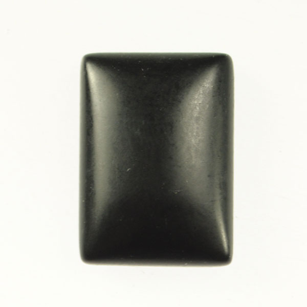 Matte Onyx 22x30mm Rectangle Cabochon - Pack of 1