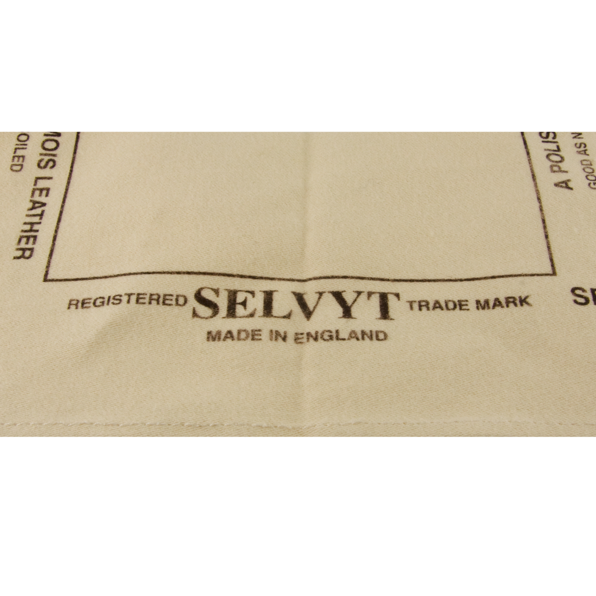 10X10 Inch Selvyt Polishing Cloth Tan - Pack of 1