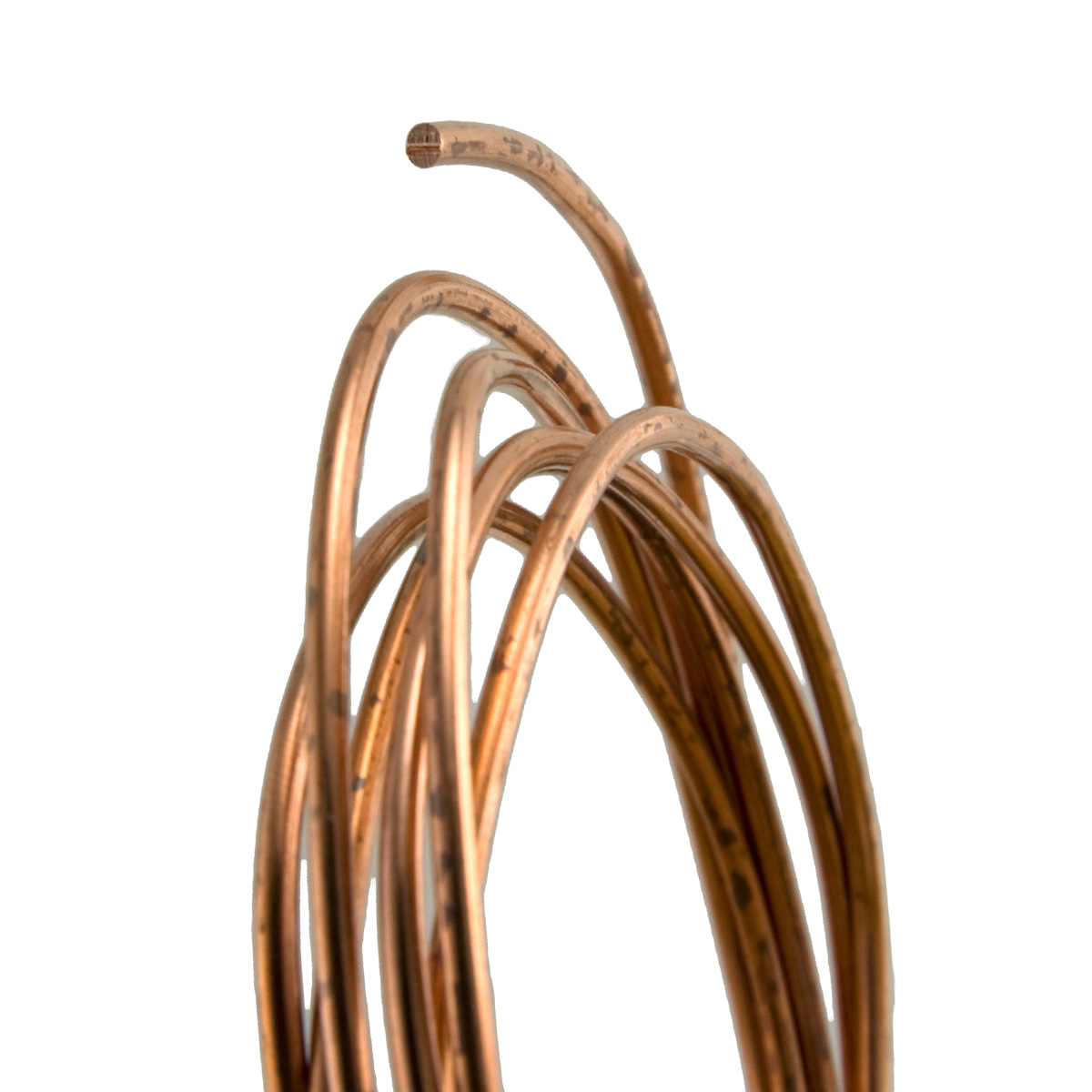 8 Gauge Round Dead Soft Copper Wire: Wire Jewelry | Wire Wrap ...