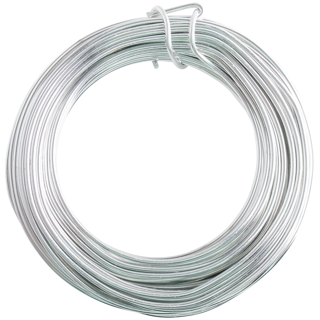 12 Gauge Silver Enameled Aluminum Wire - 40FT: Wire Jewelry   Wire ...