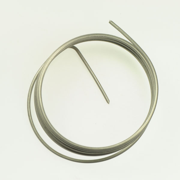 12 Gauge Round Stainless Steel Craft Wire - 5 ft: Wire Jewelry ...