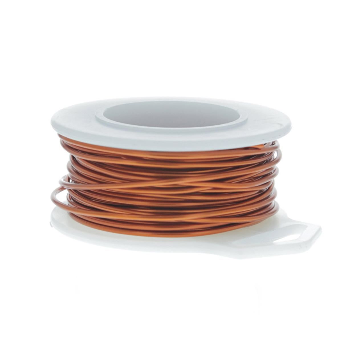 22 gauge round amber enameled craft wire 45 ft wire for 22 gauge craft wire