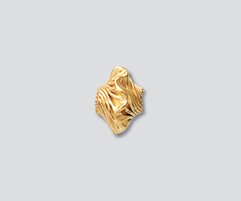 Gold Filled Bead Garlic 7mm - Pack of 1