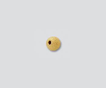 Gold Filled Stardust Beads 4mm - Pack of 10