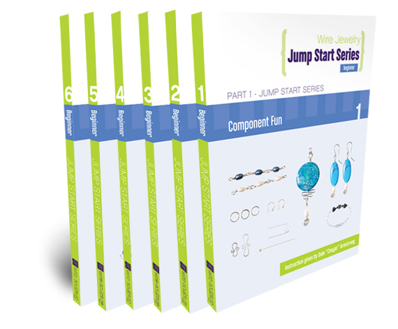All 6 Jump Start Beginner Classes on DVD