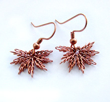Albina's North Star Earrings