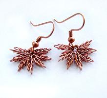 Albina's North Star Earrings