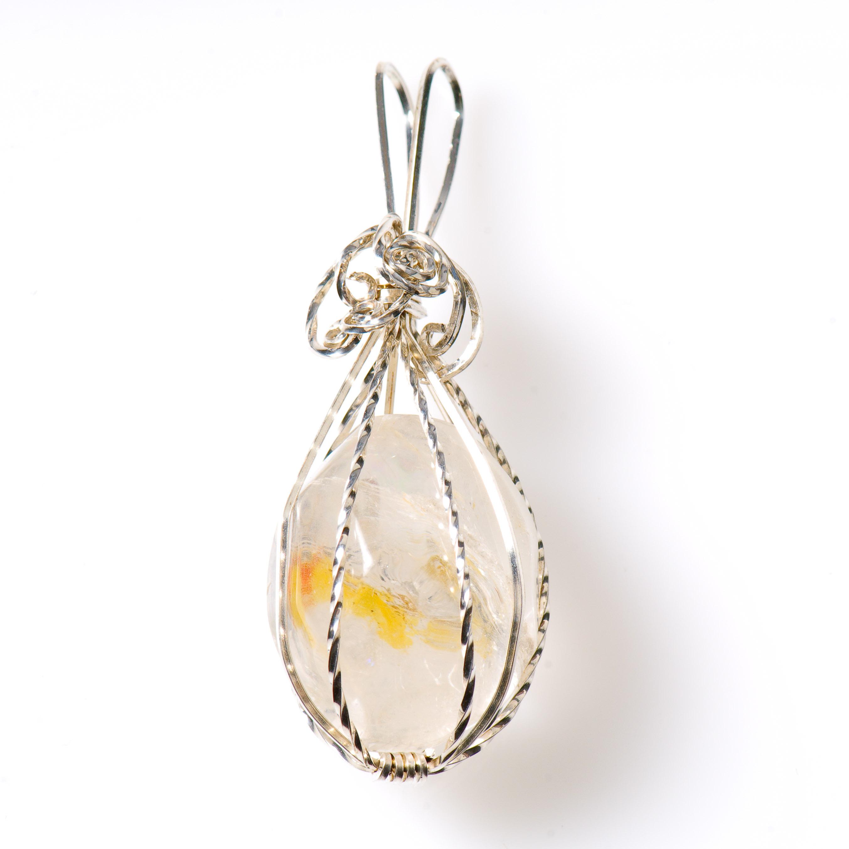 Lesson 3 - Lock That Rock: Wire Jewelry | Wire Wrap Tutorials ...