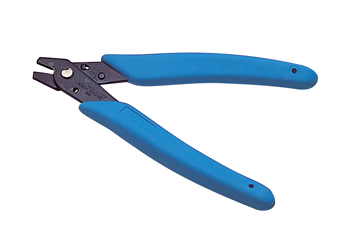 Xuron Double Flush Wire Cutters - 4-3/4 Inches