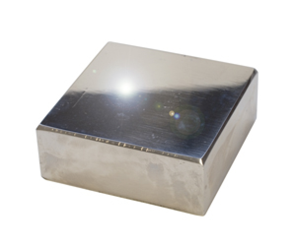 Steel Block--Deluxe Hardened Steel