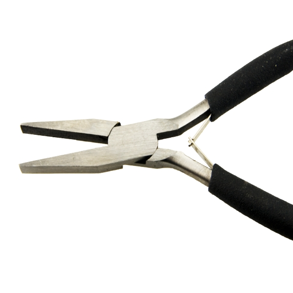 4.5 Inch Flat Nose Mini Pliers
