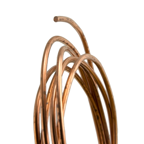 18 Gauge Round Dead Soft Copper Wire