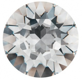 3mm Crystal Chaton Swarovski Round Stone - Pack of 5