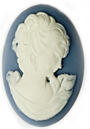 40x30mm Fashion Cameo Debra
