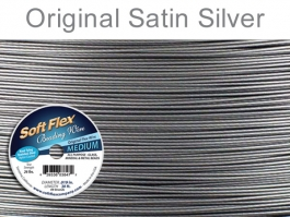 Soft Flex Beading Wire--Medium--.019