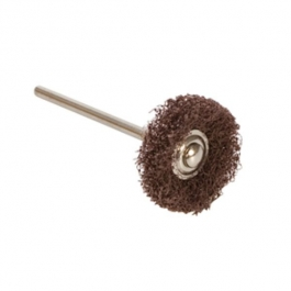 Mini-Texturing Wheels, Flexible Brushes, 3/4 Inch