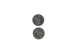 "Lillypilly - Black Waves - 1"" Disc (PKG 2)"