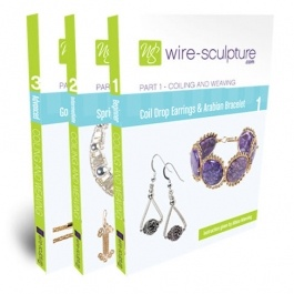 Coiling and Weaving Series Set