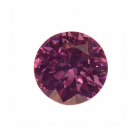 10mm Round Lavender CZ - Pack of 1