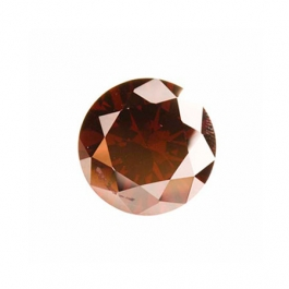 6mm Round Garnet CZ  - Pack of 2