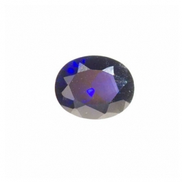 8X6mm Oval Sapphire CZ - Pack of 1