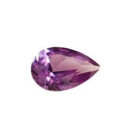 12X8mm Pear Alexandrite CZ - Pack of 1