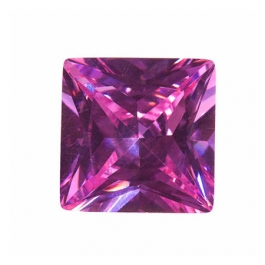 14mm Square Lavender CZ - Pack of 1