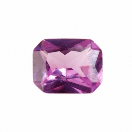 10x8mm Octagon Alexandrite CZ - Pack of 1
