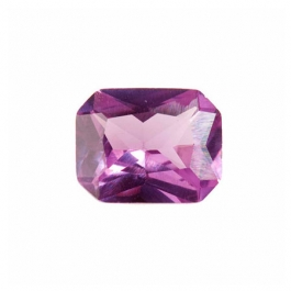9x7mm Octagon Alexandrite CZ - Pack of 1