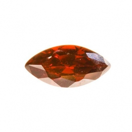 10X5mm Marquise Garnet CZ  - Pack of 2