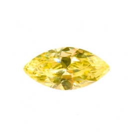 10X5mm Marquise Peridot CZ - Pack of 2
