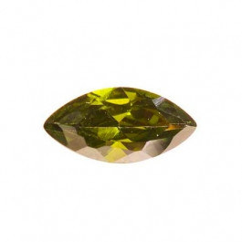 10X5mm Marquise Olive CZ - Pack of 2