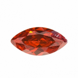 14X7mm Marquise Garnet CZ  - Pack of 1