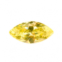 14X7mm Marquise Peridot CZ - Pack of 1