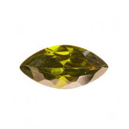 14X7mm Marquise Olive CZ - Pack of 1