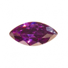 14X7mm Marquise Amethyst CZ - Pack of 1