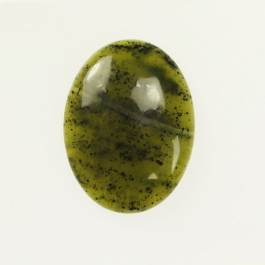 Jade 13x18mm Oval Cabochon