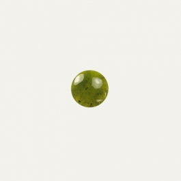 Jade 6mm Round Cabochon - Pack of 2