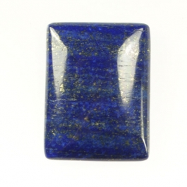Lapis 22x30mm Rectangle Cabochon - Pack of 1