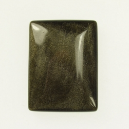 Golden Obsidian 13x18mm Rectangle Cabochon
