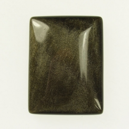 Golden Obsidian 18x25mm Rectangle Cabochon