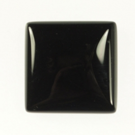 Onyx 25mm Square Cabochon
