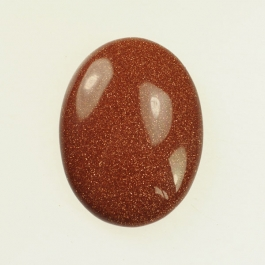 Goldstone 13x18mm Oval Cabochon
