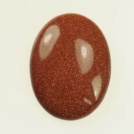 Goldstone 18x25mm Oval Cabochon