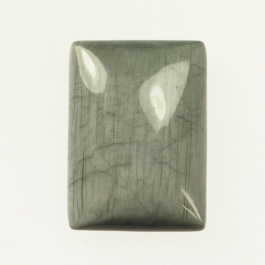 Cats Eye 13x18mm Rectangle Cabochon