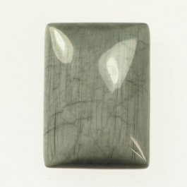 Cat's Eye 18x25mm Rectangle Cabochon